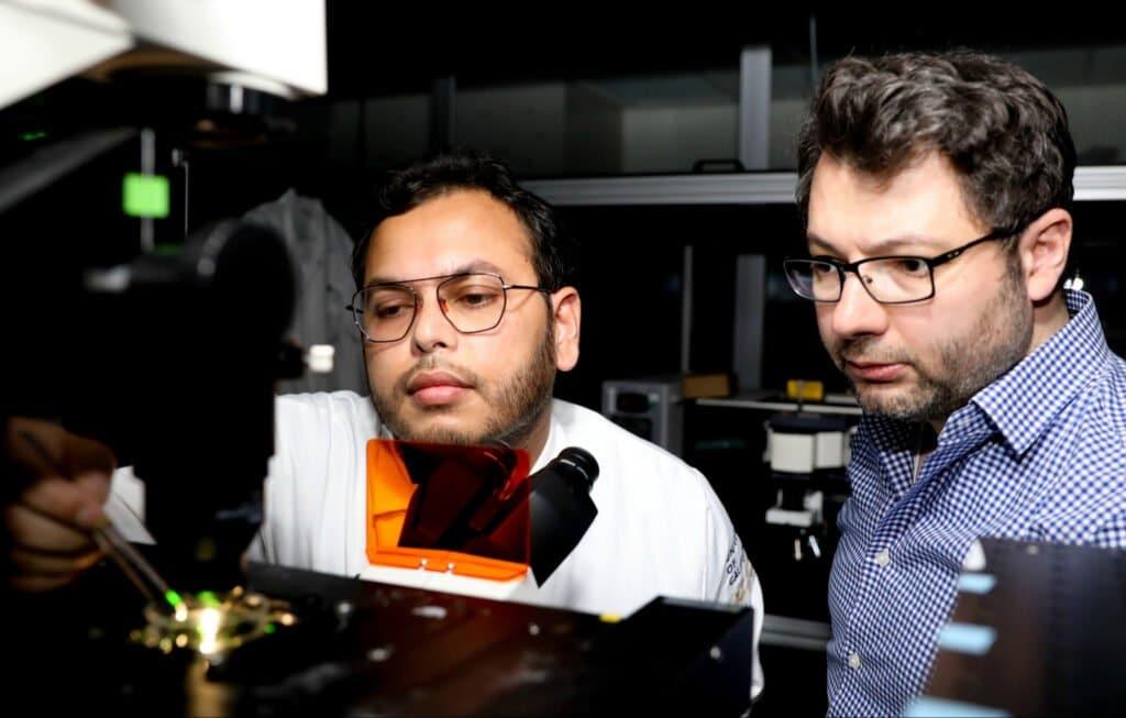 Schwärme von Nanosensoren